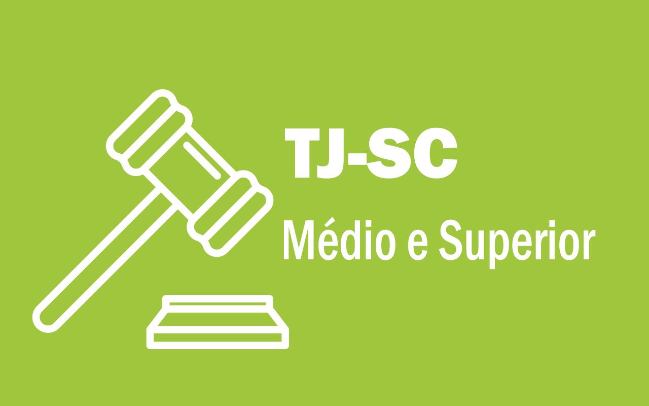 concurso do tj sc 2018 edital